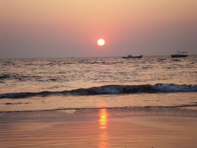 Oceano Indiano immagine stock libera da diritti