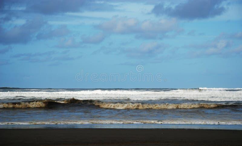 Oceano Pacifico Immagine Stock Libera da Diritti