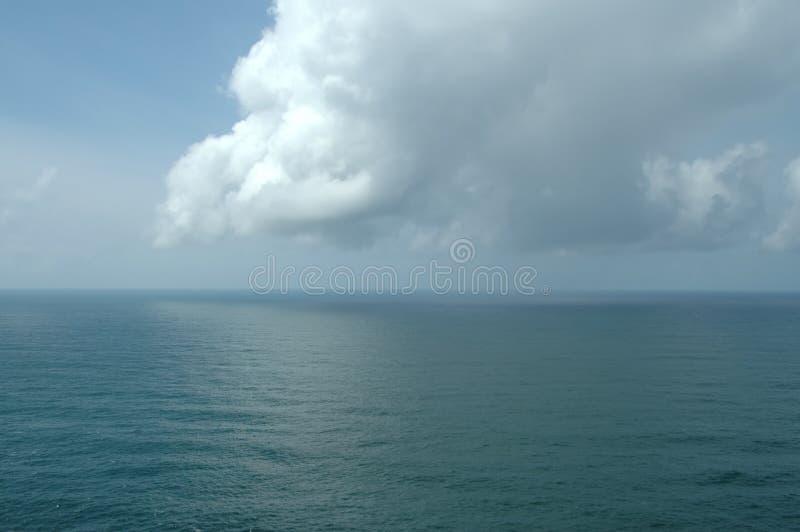 Oceano Pacifico immagine stock
