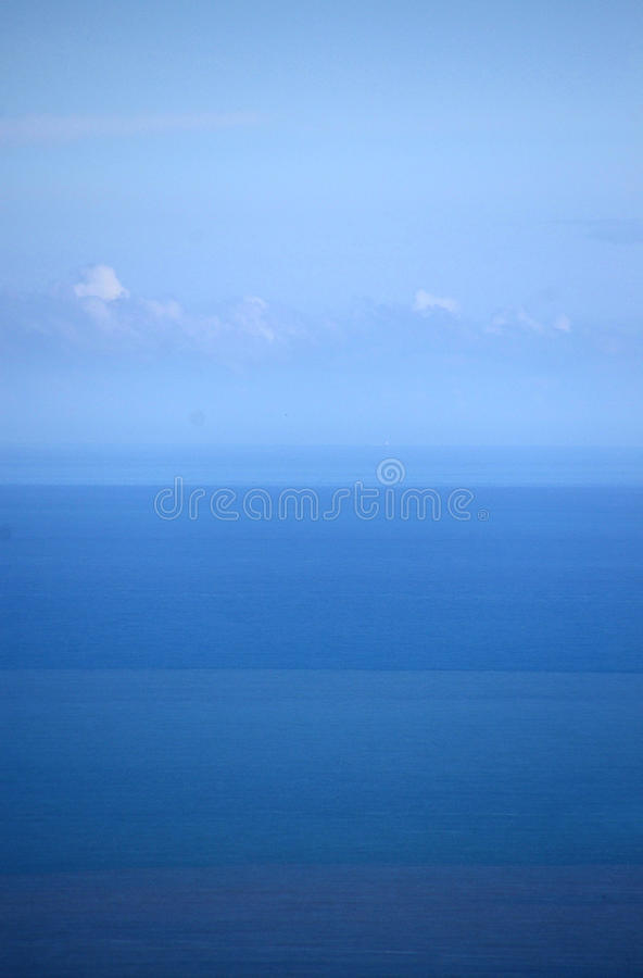 Oceano Pacifico in Taiwan fotografia stock libera da diritti