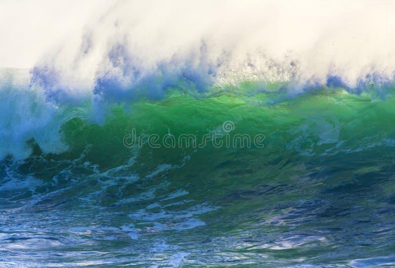 Oceano Wave fotografie stock
