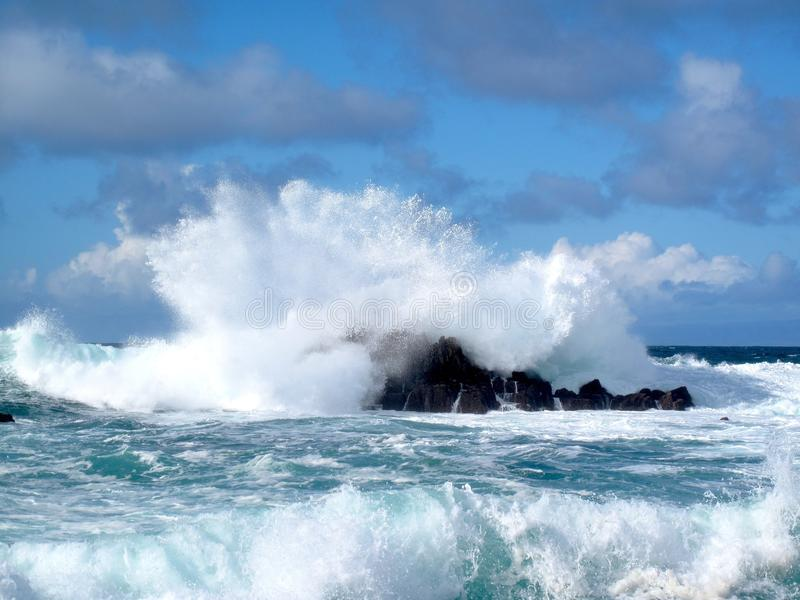 Oceans power stock images