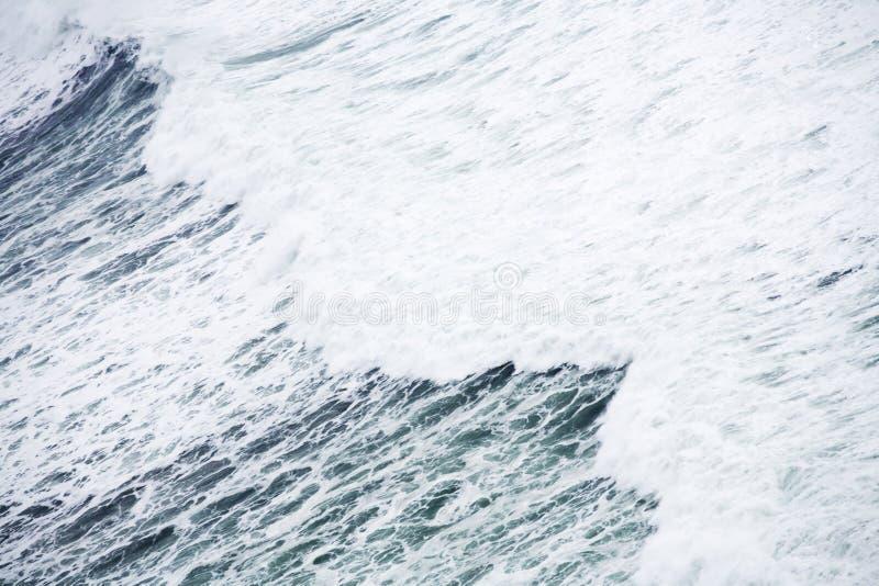 oceanu spokojnego abstrakcyjne zdjęcie royalty free