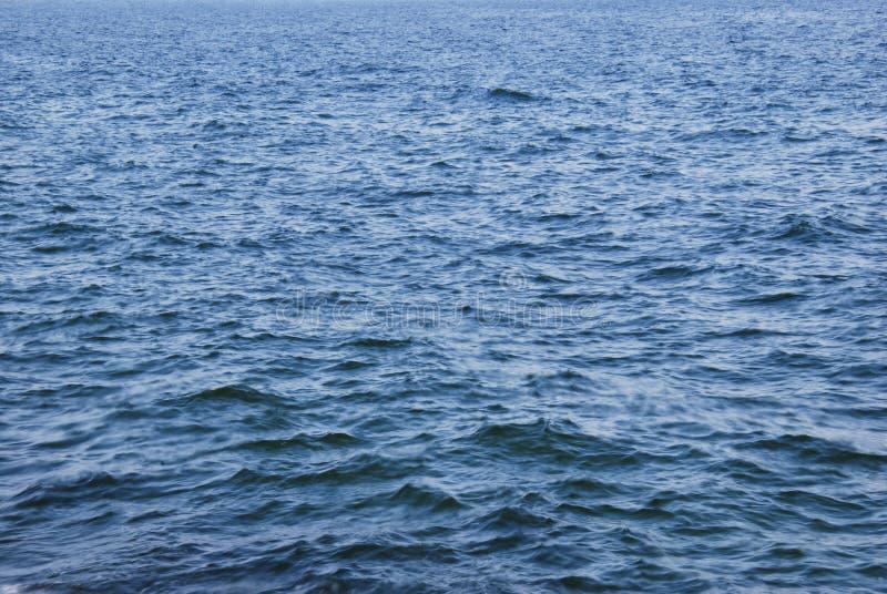 oceanu tekstury woda zdjęcie stock
