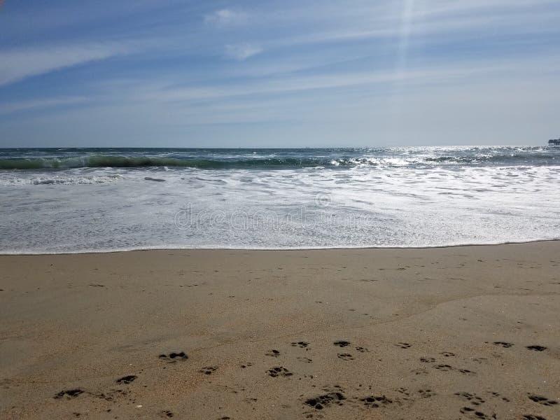 Oceanview 免版税库存图片