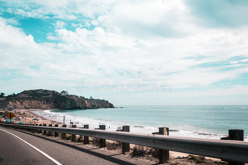 Oceanview from California Coast, United States. Photo of Oceanview from California Coast, United States stock photos