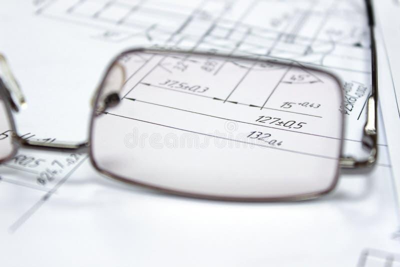 Ochki, γυαλιά, очки στοκ εικόνα