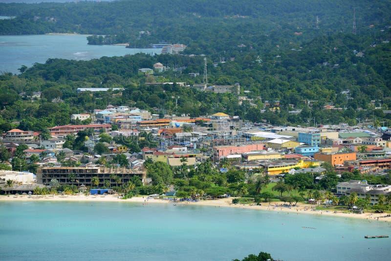 Ocho Rios, Jamaica fotografia de stock