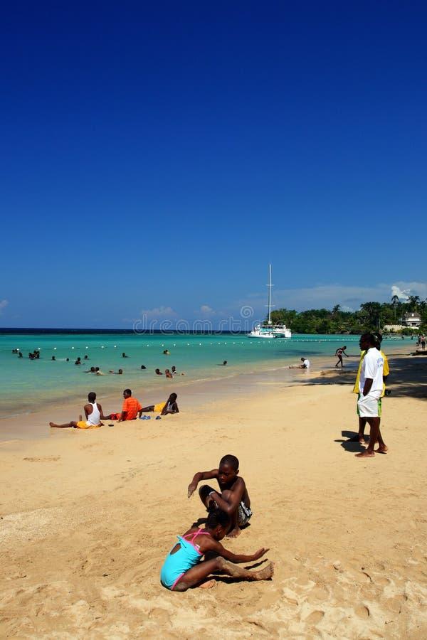 Ocho Rios, Jamajka fotografia stock