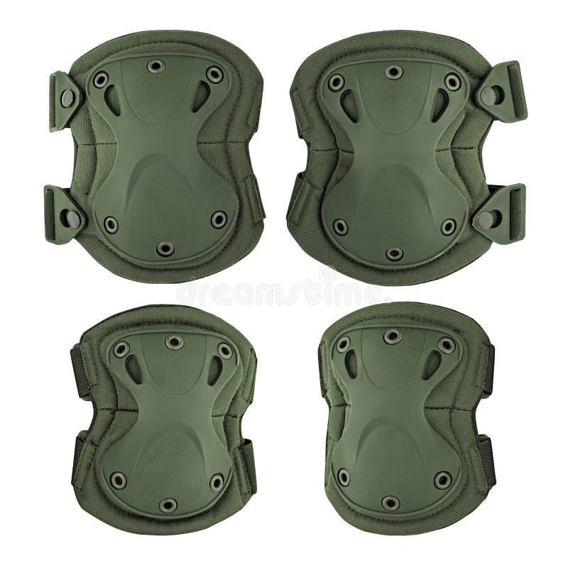 Ochrona dla łokci i kolan zdjęcie royalty free