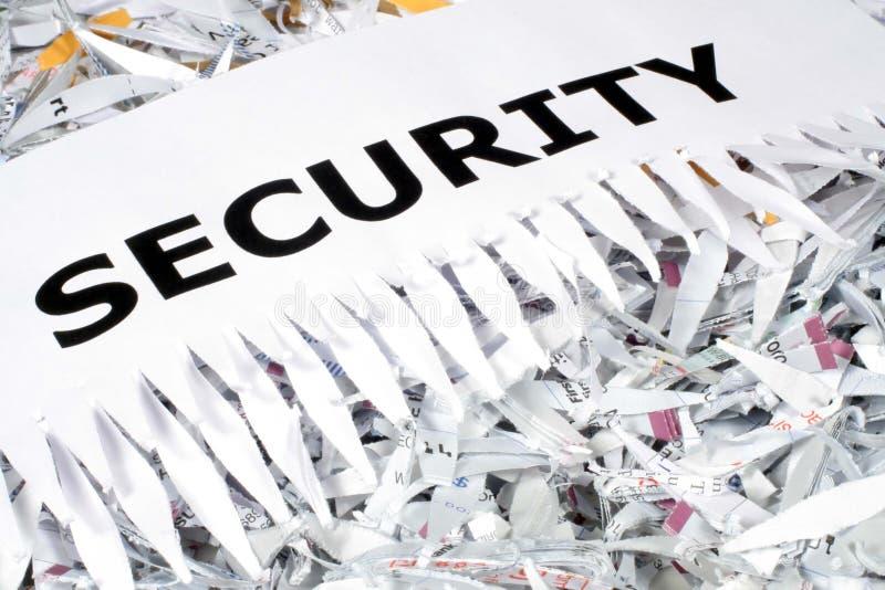 ochrona informacji obrazy stock