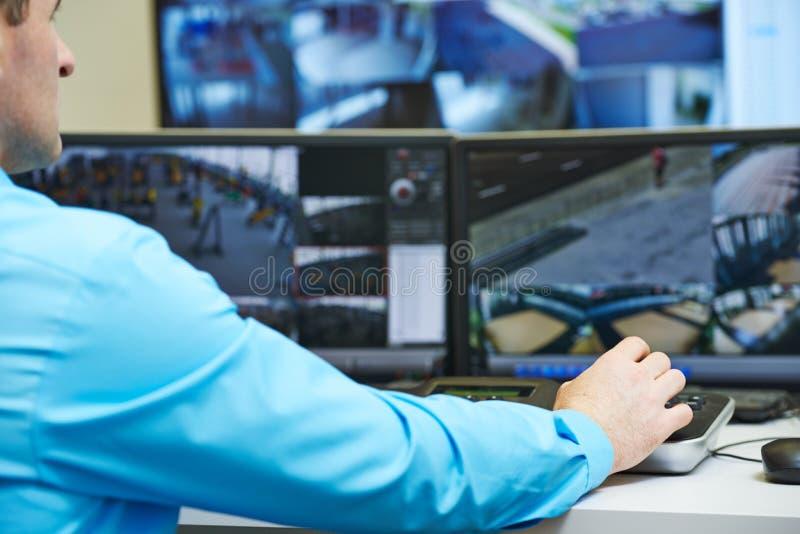 Ochrony wideo inwigilacja zdjęcia stock