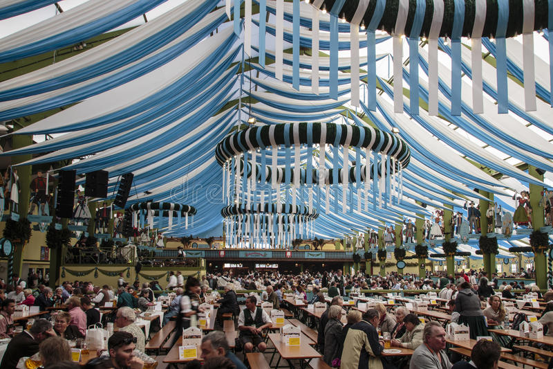 Download Ochsenbraterei Tent At Oktoberfest In Munich Germany 2015 Editorial Stock Image - Image & Ochsenbraterei Tent At Oktoberfest In Munich Germany 2015 ...