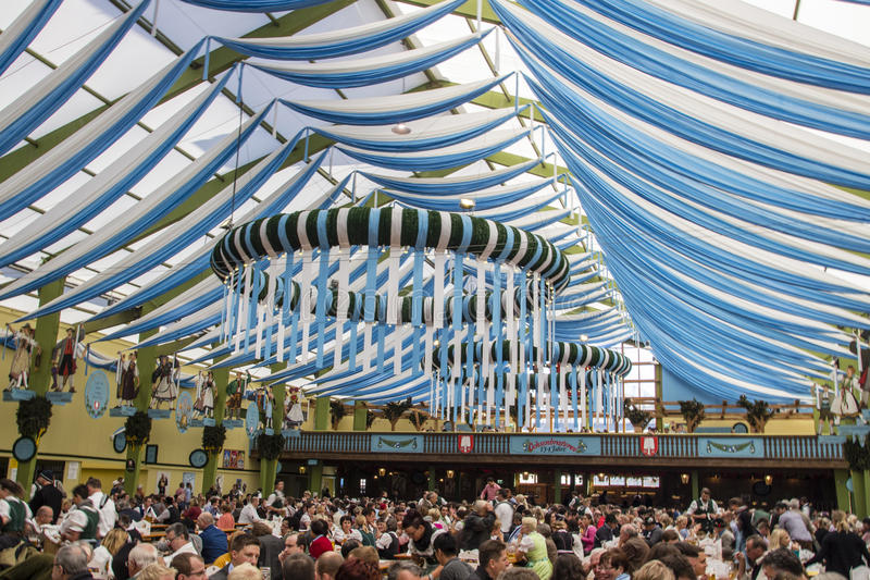 Download Ochsenbraterei Tent At Oktoberfest In Munich Germany 2015 Editorial Stock Photo - Image & Ochsenbraterei Tent At Oktoberfest In Munich Germany 2015 ...