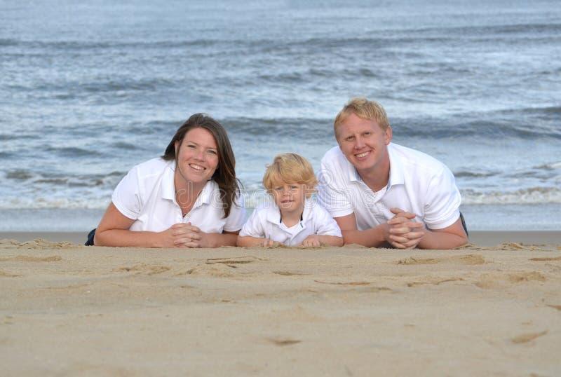 Ocio de la playa fotografía de archivo libre de regalías