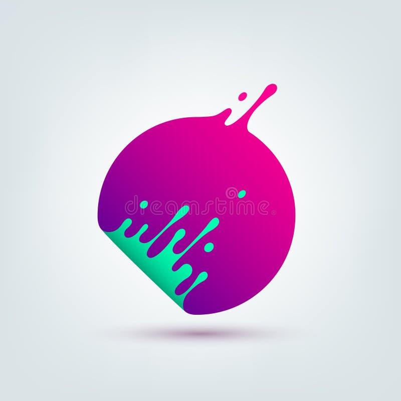 också vektor för coreldrawillustration färgrik abstrakt cirkel vektor illustrationer