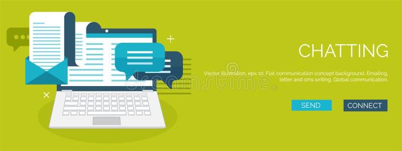 också vektor för coreldrawillustration Plan bakgrund Kodifiera som programmerar SEO runt om begreppsmässig motorbild för oklarhet stock illustrationer