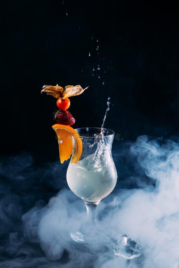 Ocktail do ¡ de Ð foto de stock