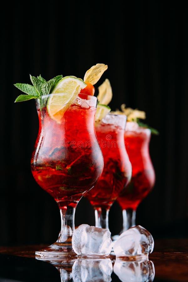 Ocktail do ¡ de Ð fotografia de stock royalty free