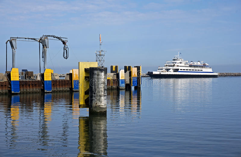 Oct 7, 2015 Lewes Delaware: Cape Henlopen car ferry arrives at the dock at Lewes Delaware. Cape Henlopen car ferry arrives at the Lewes Delaware ferry dock in stock photo