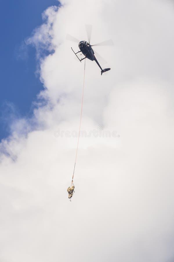 17 Oct Orkaan Matthew Repairs stock fotografie
