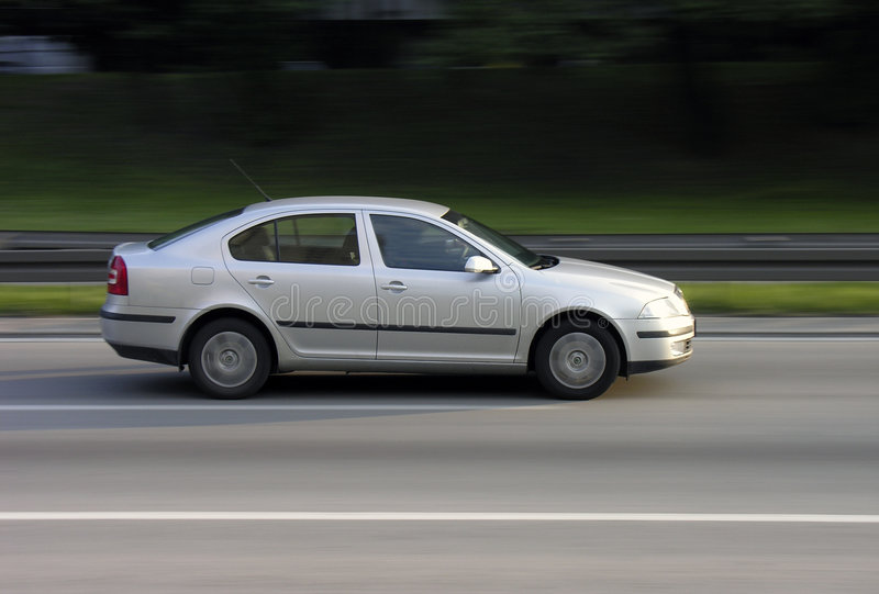 Octavia speed royalty free stock photos