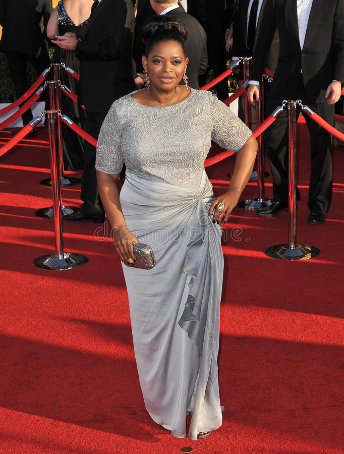 Download Octavia Spencer editorial photo. Image of shrine, auditorium - 23274401