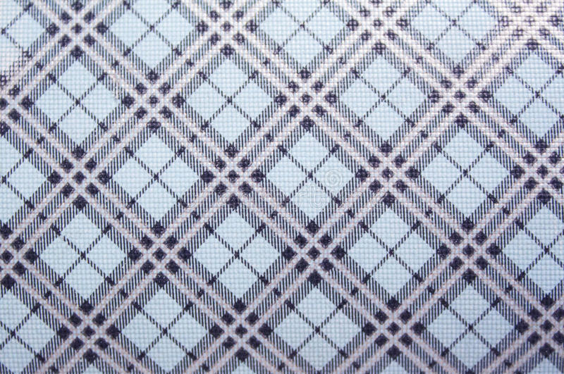 Octoberfest. Checkered background with blue rhombus. Octoberfest. light blue, dark blue and white colors on the seamless pattern stock photography