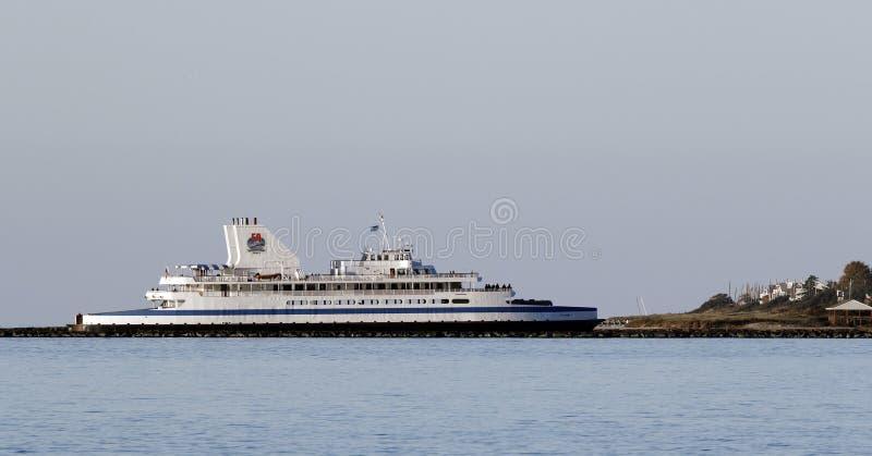 10 octobre 2015 ferry de Cape May Lewes photo stock