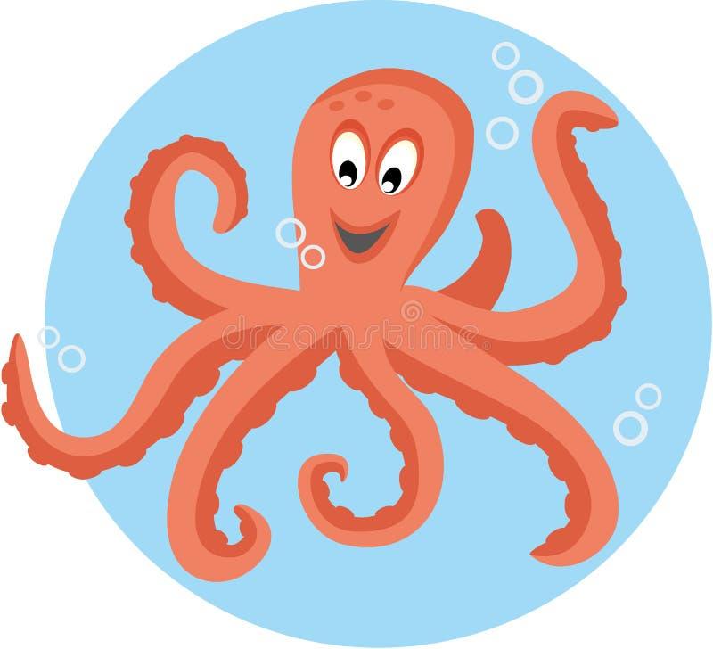 Octopus vector illustratie