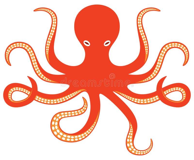 Octopus stock illustration