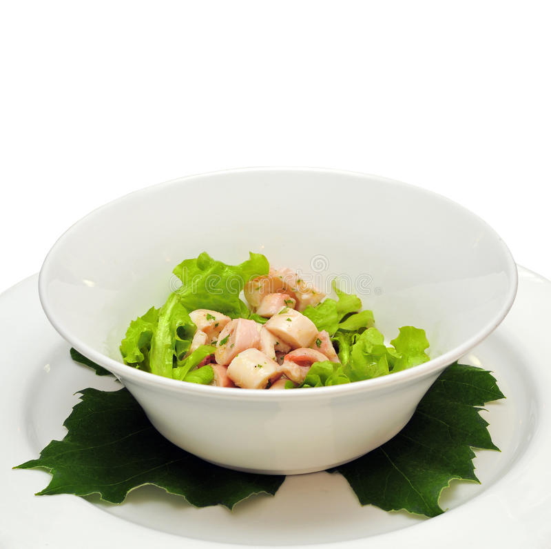 Download Octopus Salad Stock Image - Image: 11727221