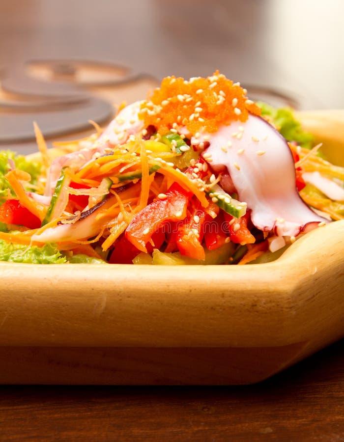 Download Octopus salad stock image. Image of fresh, restaurant - 21164301