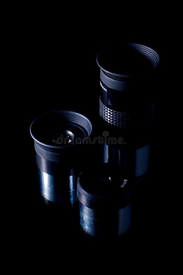 Oculare o oculare fotografie stock libere da diritti