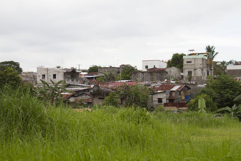 Ocupa em Manila imagem de stock