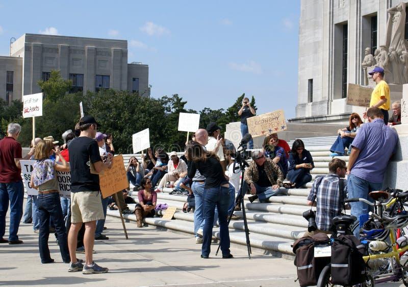 Ocupe Baton Rouge fotos de stock