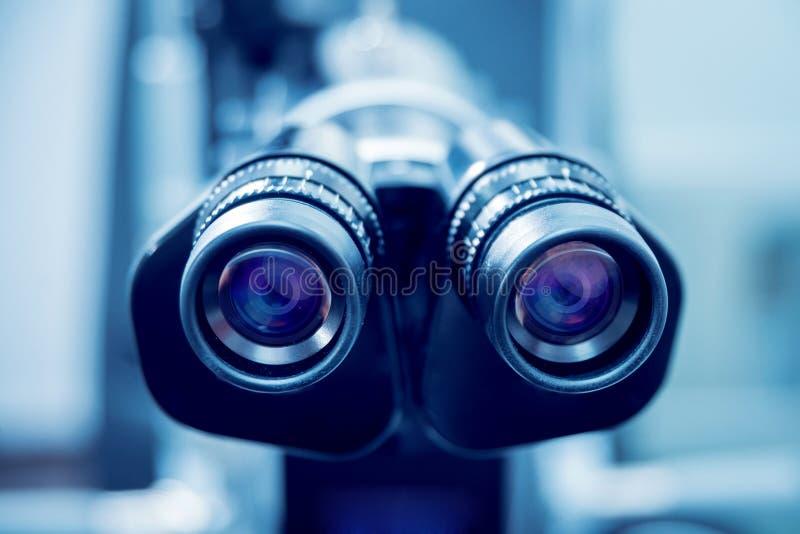 Oczny wyposażenie medyczny obraz stock
