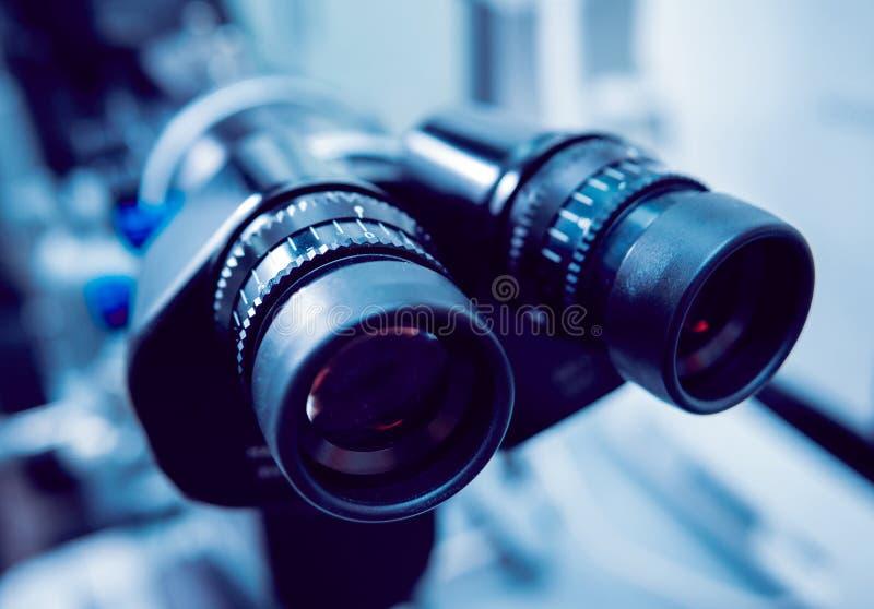 Oczny wyposażenie medyczny zdjęcie royalty free