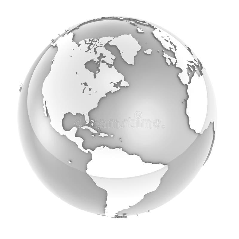 oczyścić ziemię ilustracji
