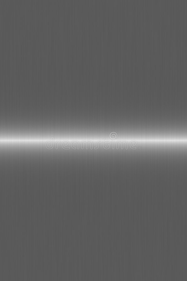 oczyszczona linia srebra upright ilustracji
