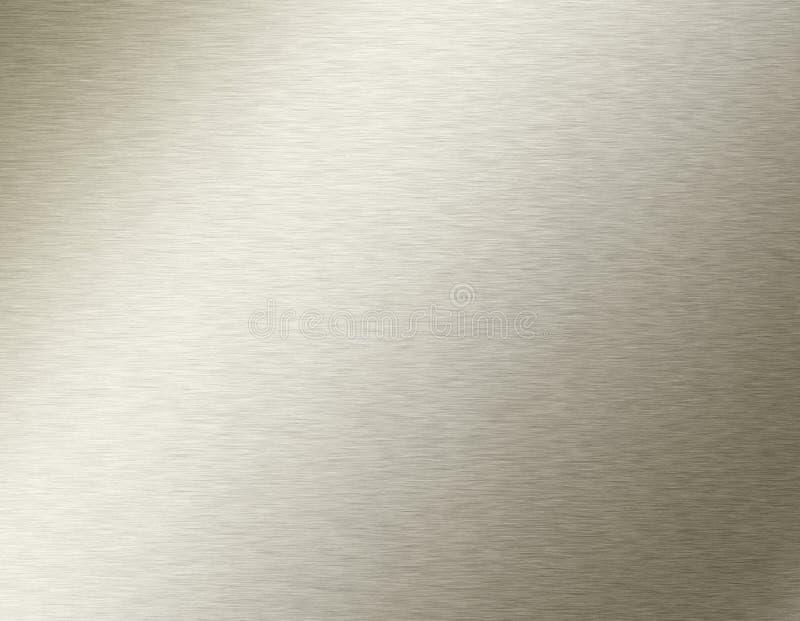 oczyszczona tablicach stali ilustracja wektor