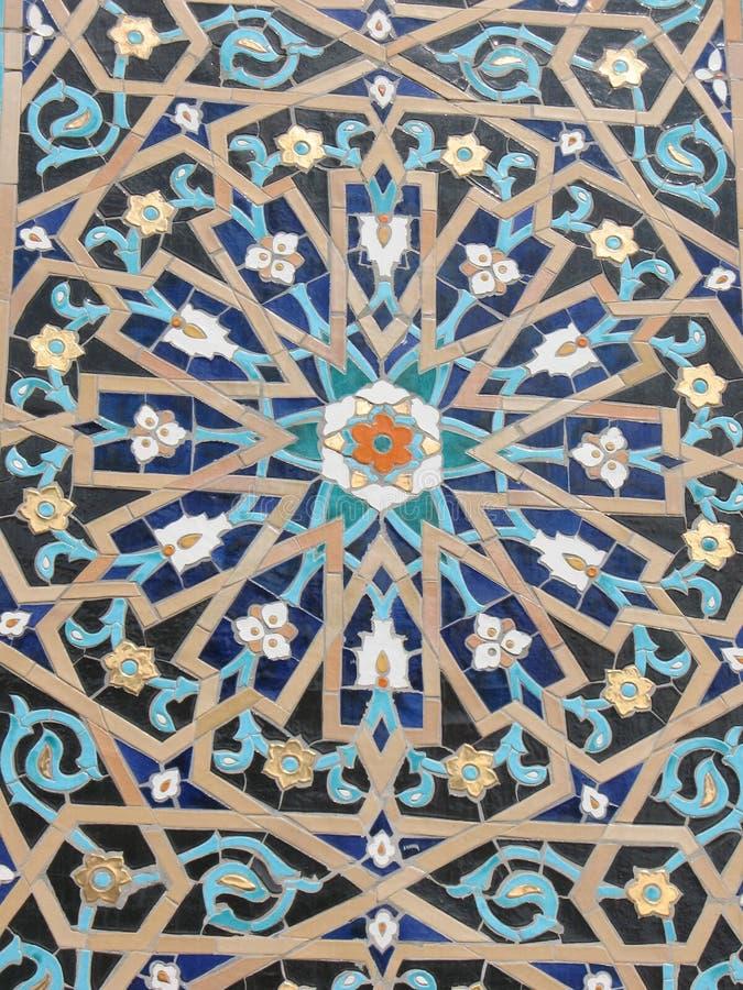 odłamki meczetowy ornament zdjęcie royalty free