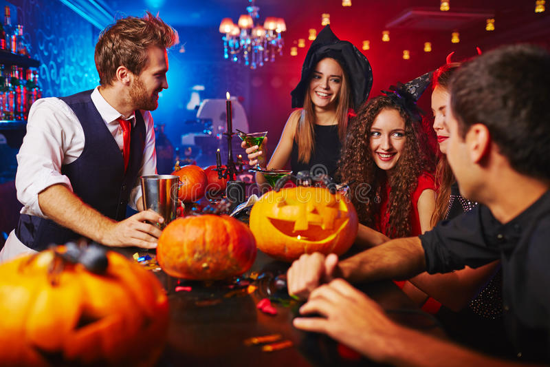 odświętność Halloween obrazy stock