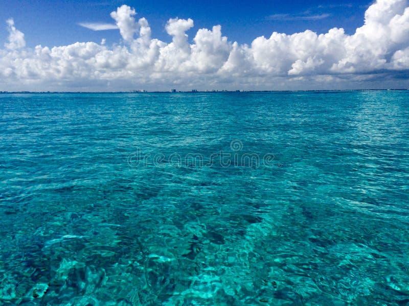 Odświeżająca woda fotografia stock