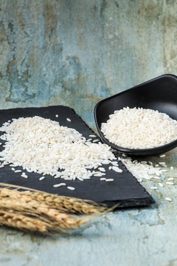 Odżywczy glutinous ryż zdjęcia royalty free