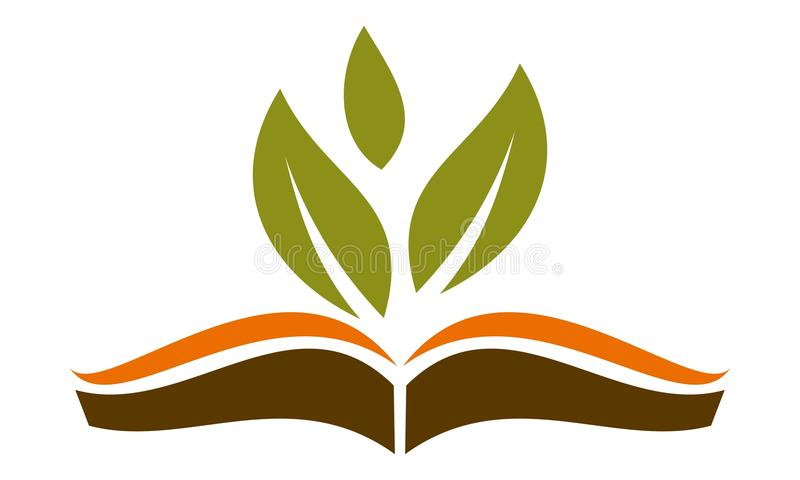 Odżywki Guru Eco nauki technologii Lab ilustracji