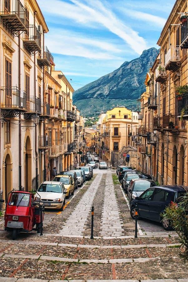 Od schodków Sant «Orsola fotografia stock