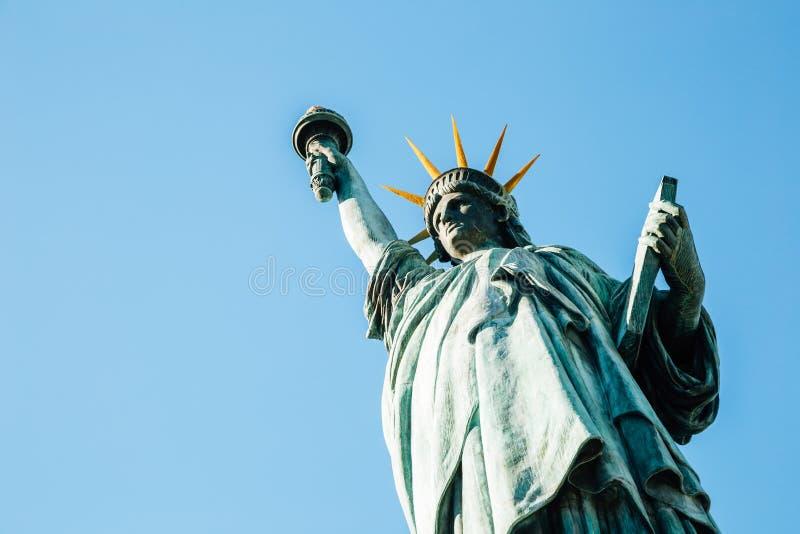 Odaiba statua wolności w Tokio, Japonia obrazy royalty free