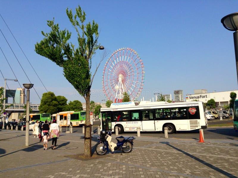 Odaiba Tokio imagen de archivo libre de regalías