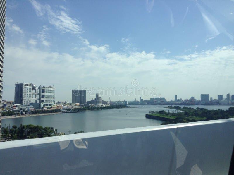 Odaiba Tokio fotos de archivo